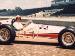 A.J. Foyt Undergoes Stem Cell Therapy
